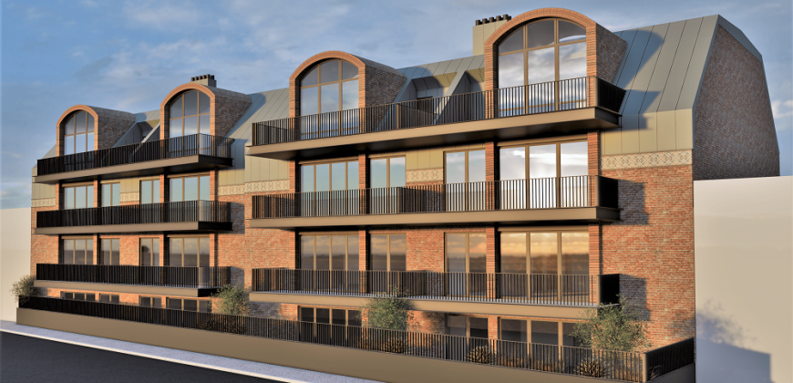 פרויקט בניין דירות על הנהר בשכונה הטרנדית ביאטו- האזור הכי חם של ליסבון!